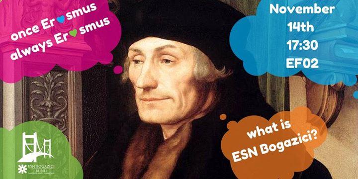ESN Bogazici Once Erasmus Always Erasmus