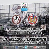 Us Arezzo - Us Cremonese