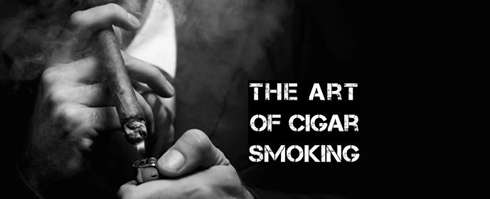 Sigaren degusteren stap per stap