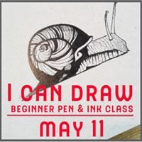 I Can Draw Pen &amp Ink for Adult Beginners