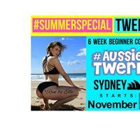 Sydney 6 Week Beginner TWERK Course