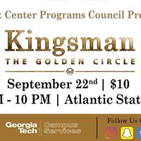 SCPC Presents Kingsman - The Golden Circle