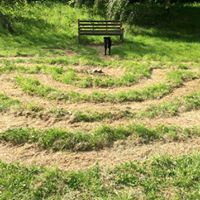 Lyngford Labyrinth - Pride in Priorswood community festival