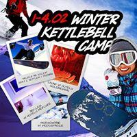 Winter Workshop Kettlebell