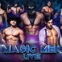 MAGIC MEN LIVE - Charlotte NC - Sunday February 11th