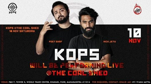 KOPS X TheCoal Shed