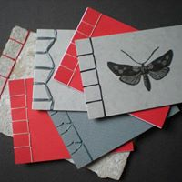 Chapbook-making &amp Materials Swap Party (DIY Chapbook Challenge)