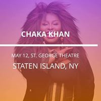 Chaka Khan in Staten Island