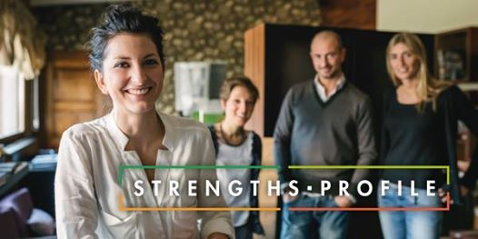 Strengths Profile Accreditation Auckland