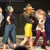 Dansfeestje  Delft Fringe Festival 2017