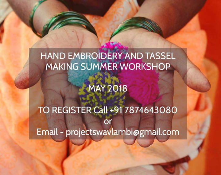 Swavlambi Summer Workshop