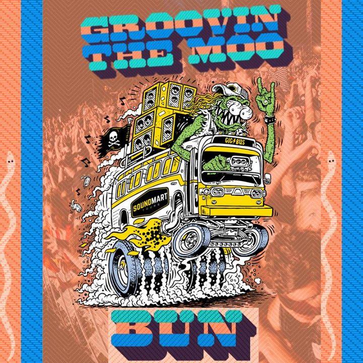Groovin The Moo - Bunbury Ticket & Transport Package at Soundmart