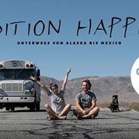 Regisseurbesuch Expedition Happiness - von Alaska nach Mexiko