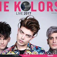 The Kolors Live 2017 - Marina Di Castagneto (LI)
