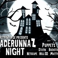 AstroPurge presents Bladerunnaz Night