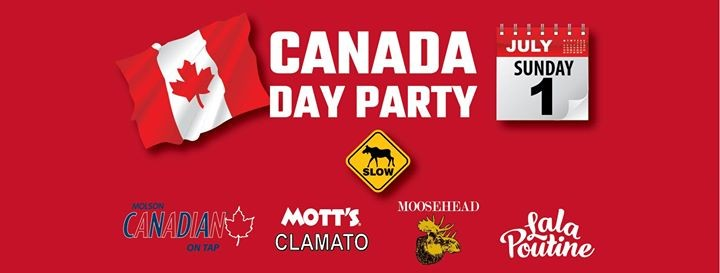 Canada Day Party 2018