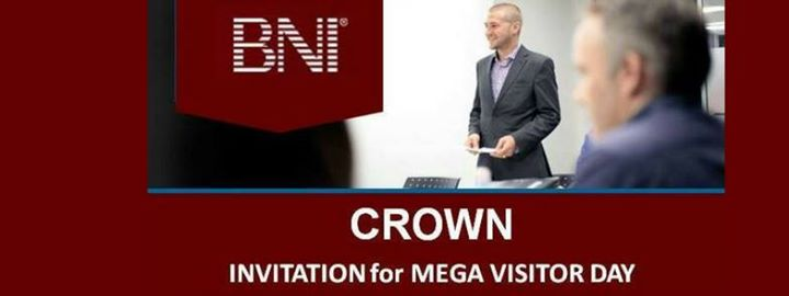 BNI CROWN Mega Visitors Day 2017