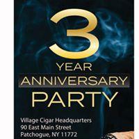 VCH 3 yr. Anniversary Bash