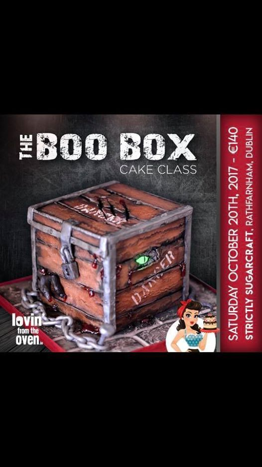 Boo Box with Corinna Maguire from Lovin From the Oven