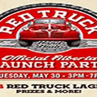 Red Truck Alberta Launch Party