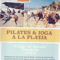 Pilates &amp Yoga FITNESS4LIVE