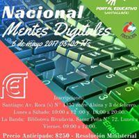 Congreso Nacional Mentes Digitales