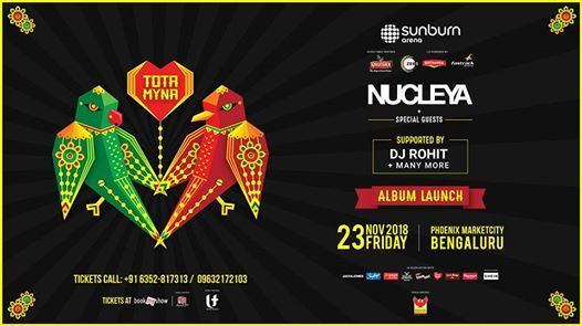 Sunburn Arena with Nucleya - Bengaluru