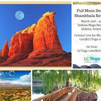 Full Moon Desert Shambhala Retreat