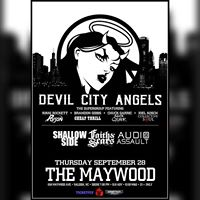 Devil City Angels w Shallow Side at The Maywood  Raleigh NC