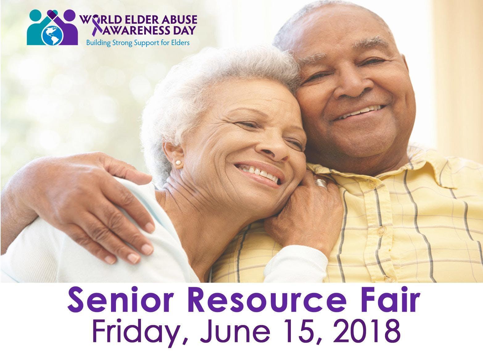 World Elder Abuse Awareness Day Event