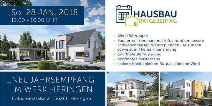 Schwabenhaus Heringen neujahrsempfang in heringen at schwabenhaus gmbh co kg heringen