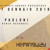 Radio Party Groove w Mirko Paoloni  Hemingway