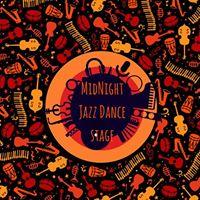 Midnight Jazz Dance Stage