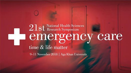 21st National Health Sciences Research Symposium