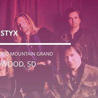 Styx in Deadwood
