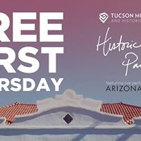Free First Thursday - Historic Block Party