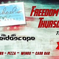 Freedom thursdays with kaleidoscope at michael 39 s eighth for Michaels arts and crafts virginia beach