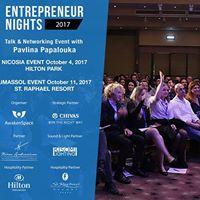 Entrepreneur Night Nicosia