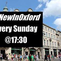 NewInOxford Sunday meeting