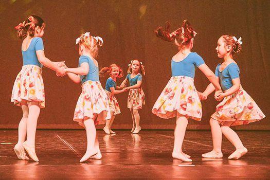 Blockkurs - Pre-Ballett fr Kinder ab 3 Jahren