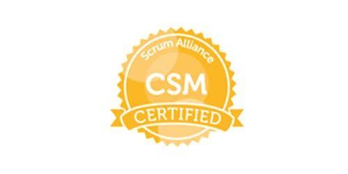 CSM Certified ScrumMaster training with Zuzi Sochova March 4-5 2019 Prague Czech Republic