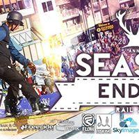 5th Annual Season Ender Rail Jam