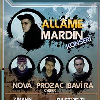 Allame Mardin Konseri