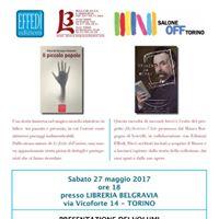 Saltoff in gialloEdoardo Sarasso e Vito Montrone alla Belgravia