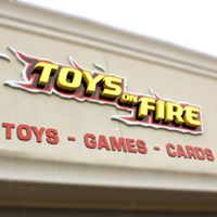 Toys on Fire