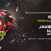 Beats for Love On The Road  Star club Flip