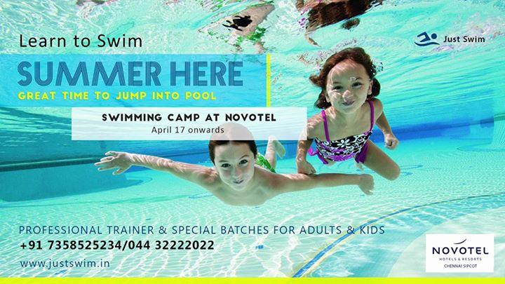 Swimming Classes For Ladies