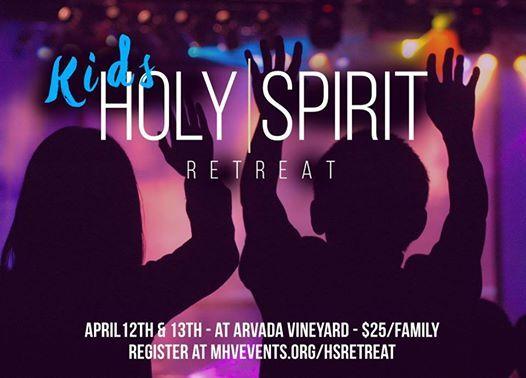 KidVenture Holy Spirit Retreat