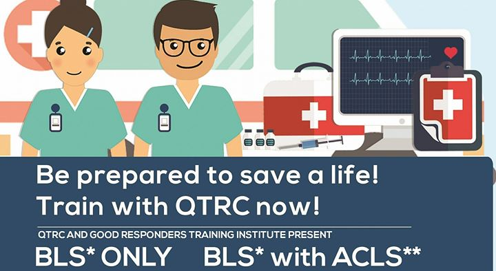 BLS ACLS Training ASHI Accredited At QualiMed Training And