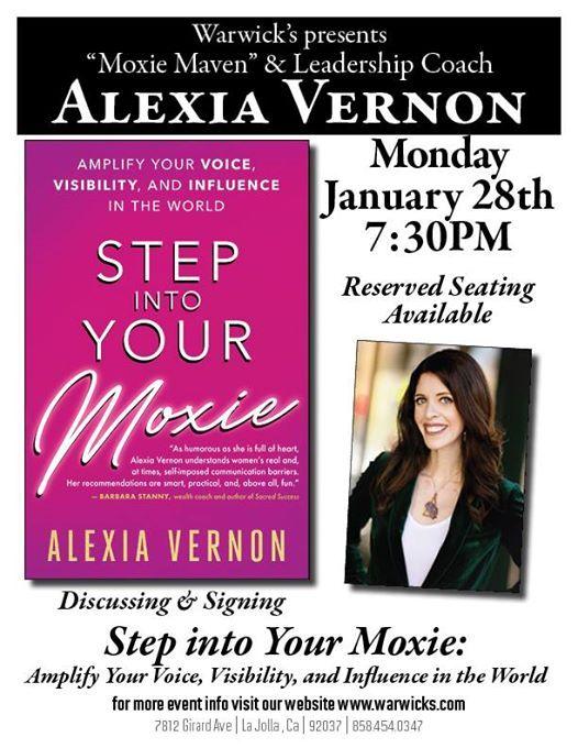 Alexia Vernon - Step into Your Moxie
